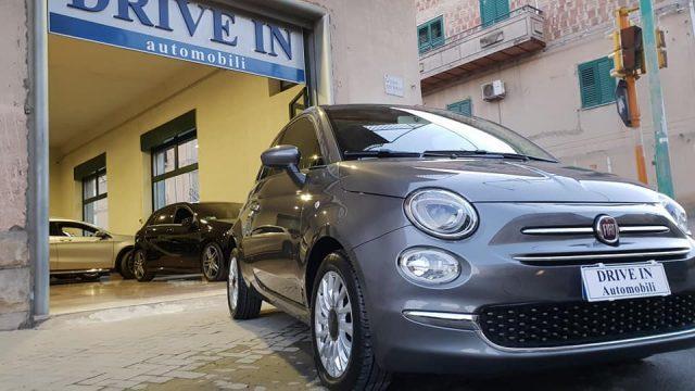 Fiat 500 usata 1.2 Lounge a benzina Rif. 8919507