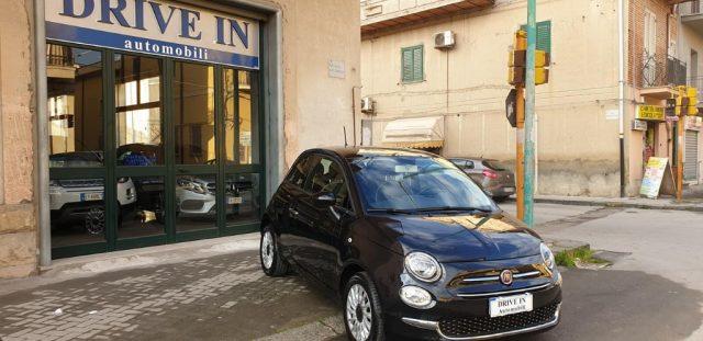 Fiat 500 usata 1.2 Lounge a benzina Rif. 8919506