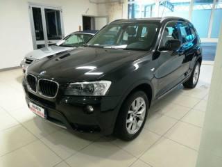 BMW X3 XDrive20d Usata