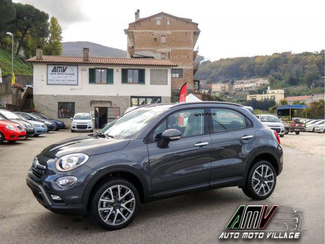 """Fiat 500x km 0 2.0 MJt 140 CV 4x4 Cross CARPLAY-NAVI-CERCHI 18"""" diesel Rif. 10582273"""