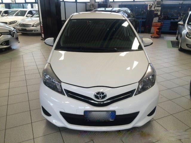 Toyota Yaris usata 1.4 D-4D 5 porte Style diesel Rif. 9674803