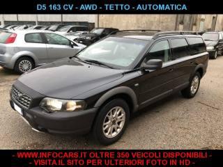 VOLVO XC70 2.4 D5 163 CV AWD AUTOMATICA Usata