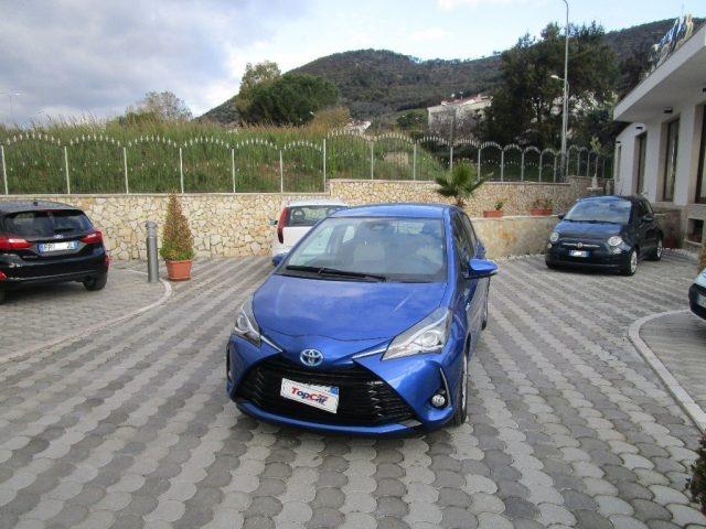 Toyota Yaris usata 1.5 Hybrid 5 porte Active elettrica Rif. 11802021