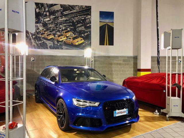 Audi Rs6 usata Avant 4.0 TFSI quattro tiptronic a benzina Rif. 9323378