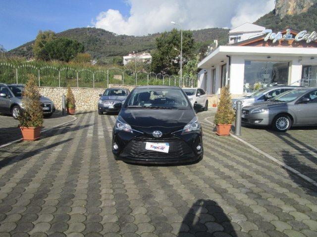 Toyota Yaris usata 1.0 5 porte Business a benzina Rif. 11802030