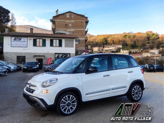 Fiat 500l usata 1.6Mjt 120Cv Cross AZIENDALE diesel Rif. 10582223