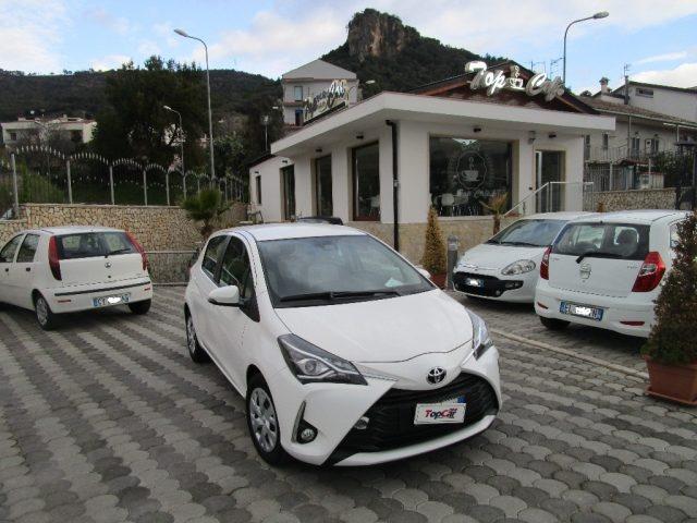 Toyota Yaris usata 1.0 5 porte Business a benzina Rif. 11802025