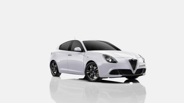Alfa Romeo Giulietta nuova 1.6 JTDM 120CV Super colore BIANCO ALFA diesel Rif. 9103098