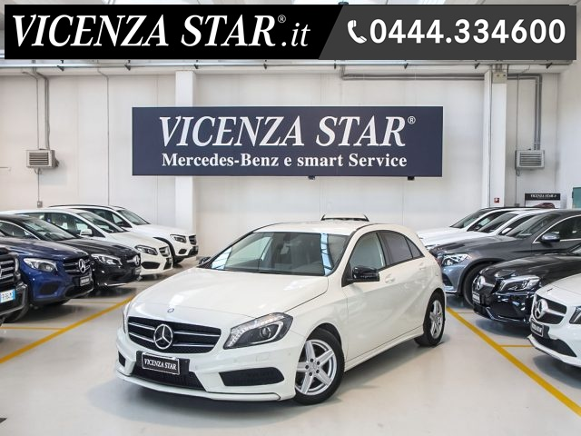 Mercedes-benz usata CDI BlueEFFICIENCY Premium AMG diesel Rif. 9525067
