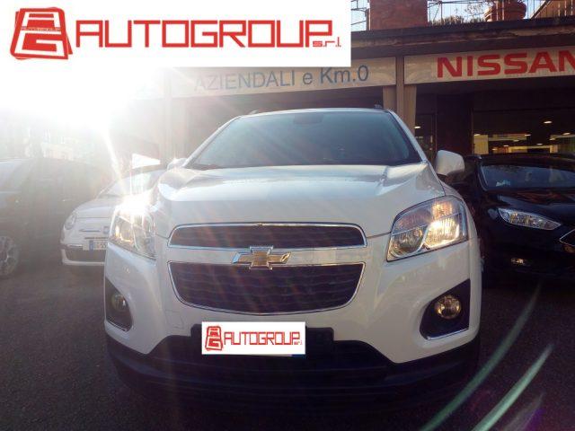 Chevrolet Trax usata 1.6 FWD LS a benzina Rif. 9203857