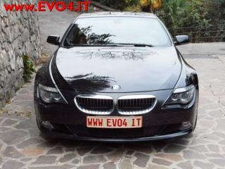 BMW 635 D M SPORT RESTYLING LED PANO FULL OPTIONS Usata