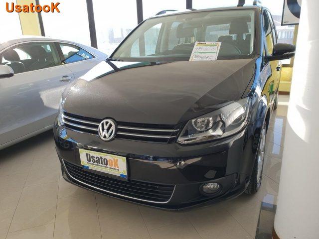 Volkswagen Touran usata 1.6 TDI DPF Comfortline BMT diesel Rif. 9221584