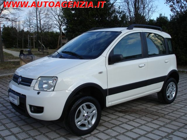 Fiat Panda usata 1.3 MJT 16V 4x4  TASTO (ELD) diesel Rif. 9230397