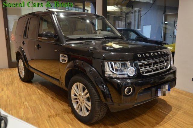 Land Rover Discovery usata 4 3.0 SDV6 249CV HSE*TETTI PANO*7 POSTI!!*Km. CERT diesel Rif. 9264108