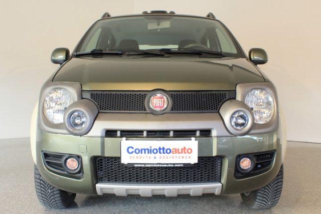 Fiat Panda usata 1.3 MJT 16V DPF 4x4 Cross - OK Neopatentati! diesel Rif. 9283070