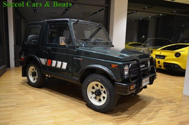 Suzuki Sj 413 usata Cabriolet De Luxe*RESTAURATO!!!UNICO PROPRIETARIO! a benzina Rif. 9264111