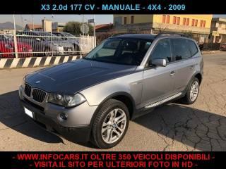 BMW X3 XDrive20d 177 Cv ELETTA Usata