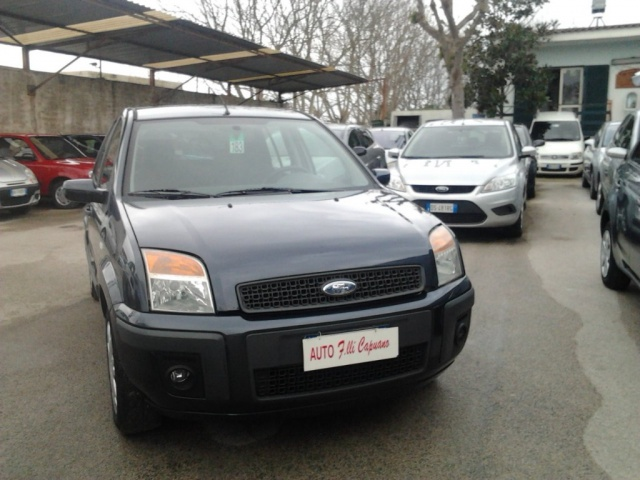 Ford Fusion usata 1.4 TDCi 5p. Collection diesel Rif. 11007088