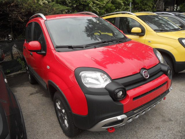 Fiat km 0 0.9 TwinAir Turbo S&S 4x4 a benzina Rif. 9312193