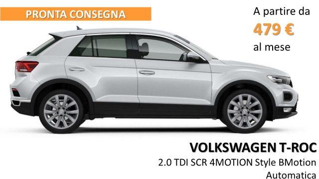 Volkswagen nuova 2.0 TDI SCR 4MOTION Style BMotion - PRONTA CONSEGN diesel Rif. 9857065