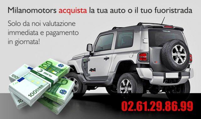 LAND ROVER Range Rover Evoque ACQUISTIAMO LA TUA AUTO O IL TUO FUORISTRADA