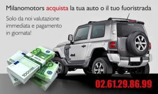 LAND ROVER Range Rover Evoque ACQUISTIAMO LA TUA AUTO O IL TUO FUORISTRADA Usata