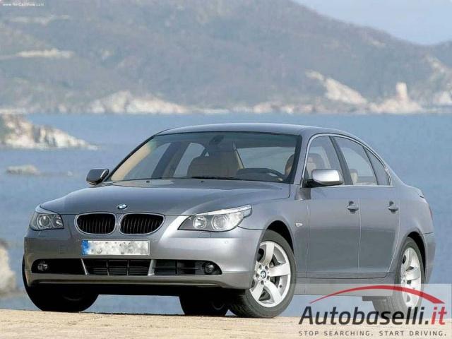 BMW 530 E60 ACQUISTIAMO BMW PAGAMENTO IN CONTANTI