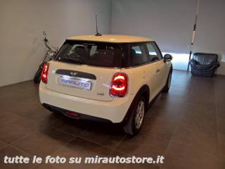 MINI Mini 1.2 One 55kW FARI LED NAVI OK NEOPATENTATI Usata