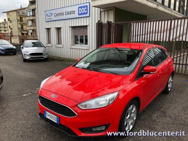 Ford Focus usata 1.5 TDCi 95 CV Start&Stop Plus diesel Rif. 10602830