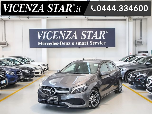 Mercedes-benz usata d AUTOMATIC PREMIUM AMG RESTYLING diesel Rif. 9525061