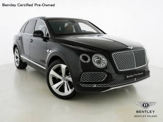 BENTLEY Bentayga V8 - Price List ?233.000 - Bentley Milano Usata
