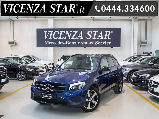 Mercedes-benz usata d 4Matic EXCLUSIVE diesel Rif. 9525058