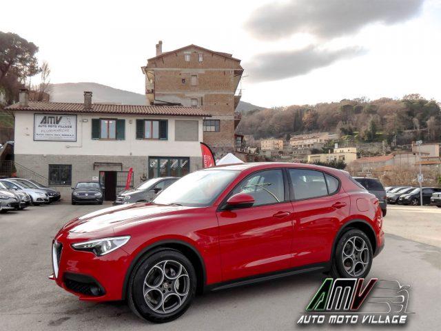 Alfa Romeo Stelvio km 0 2.2 Turbodiesel 150 CV AT8 FULL OPTIONAL diesel Rif. 10582328