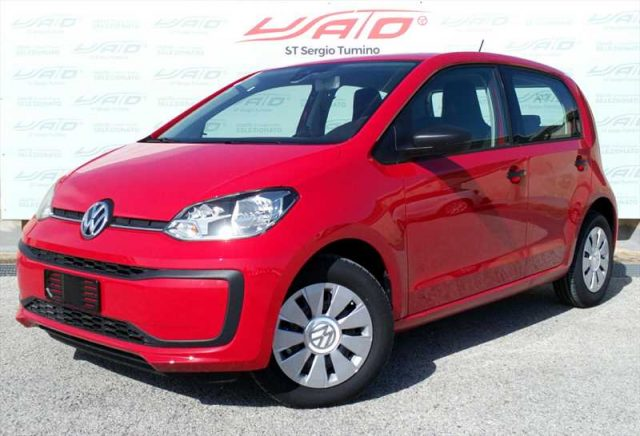 Volkswagen Up! usata 1.0 5p. take up! BlueMotion Technology a benzina Rif. 9545786