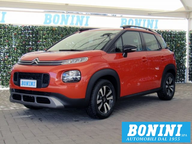 CITROEN C3 Aircross Orange pastello