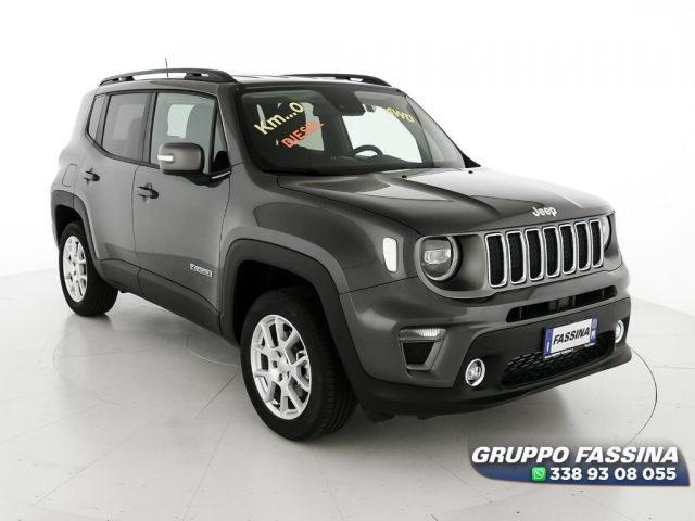 Jeep Renegade km 0 2.0 Mjet Limited 4WD 140cv diesel Rif. 9569528