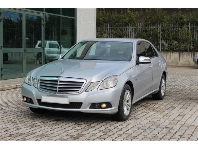 MERCEDES-BENZ E 250 CDI BlueEFFICIENCY Executive- auto