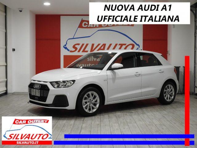 Audi A1 nuova SPB 25 TFSI 1.0 95 CV MY 19' - NUOVA UFFICIALE a benzina Rif. 10614036