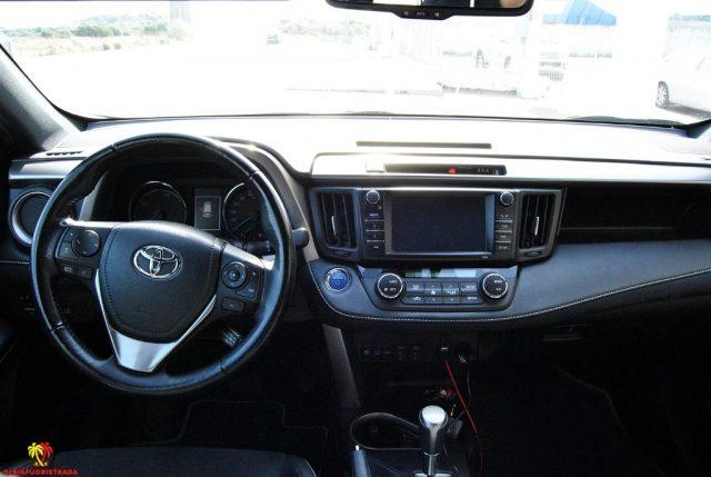 Immagine di TOYOTA RAV 4 RAV4 2.5 Hybrid 4WD Style