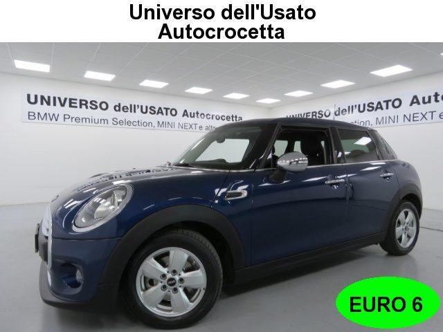 Mini One D usata 1.5 5 porte EURO 6 diesel Rif. 9846101