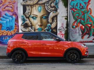 SSANGYONG Tivoli 1.6d Juice 2WD 115 CV Limited Edition - Aziendale Usata
