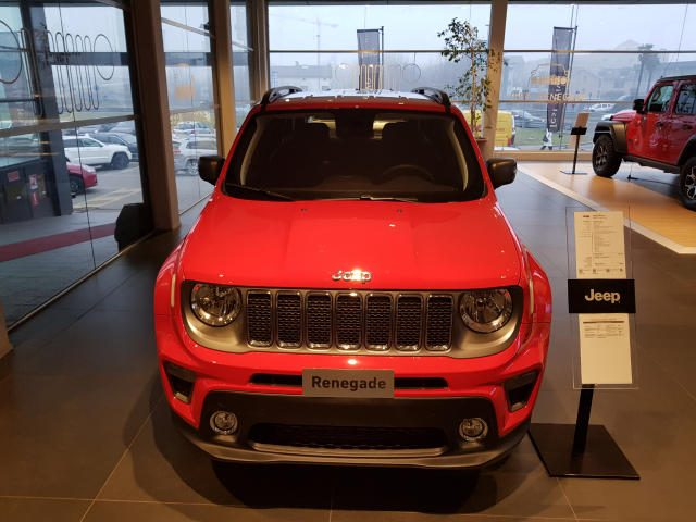 JEEP Renegade 1.0 T3 Limited PRONTE CONSEGNA