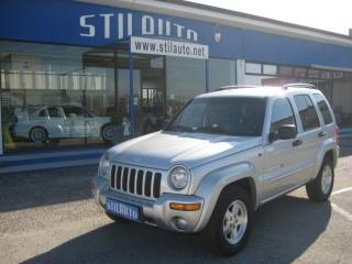 JEEP Cherokee 2.5 CRD Limited Usata
