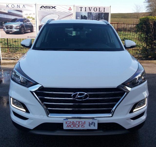 Hyundai Tucson 1.6 CRDI XPRIME DCT 136CV