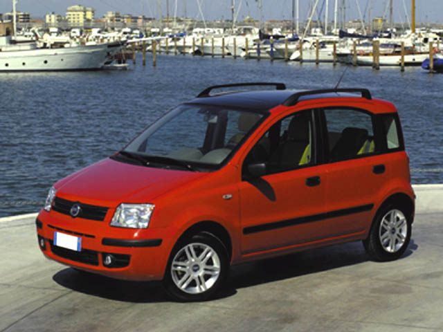 Fiat Panda usata 1.2 Dynamic Natural Power prenotata a metano Rif. 9859067