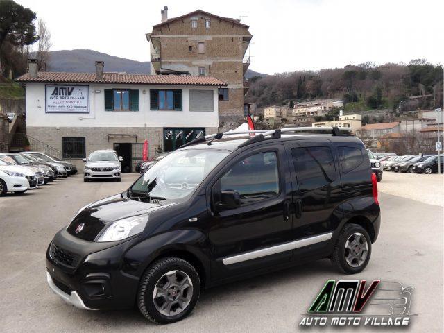 Fiat Qubo usata 1.3 MJT 95 CV Trekking CLIMA-FENDI-AUX-USB-SD diesel Rif. 10582332