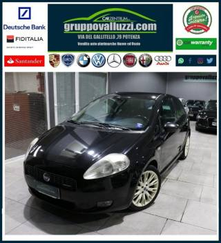 FIAT Grande Punto 1.9 MJT 130 CV 3 Porte Sport Usata