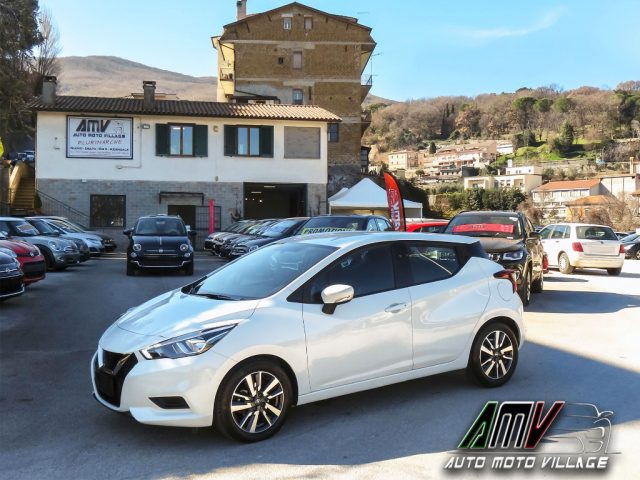 Nissan Micra usata 1.5 dCi 8V 5 p. Acenta APPLE-ANDROID-RUOTINO diesel Rif. 10582299