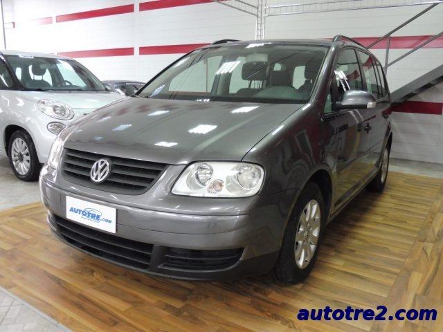 Volkswagen Touran usata 1.9 TDI 105CV Trendline - usato d'occasione diesel Rif. 9693416