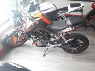 KTM 125 Duke 2012 Usata